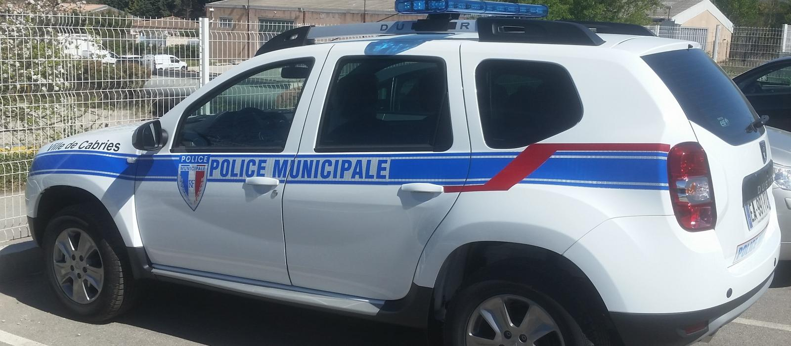Equipement véhicule Prioritaire : Police Municipale