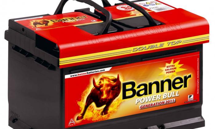 Batterie voiture BANNER
