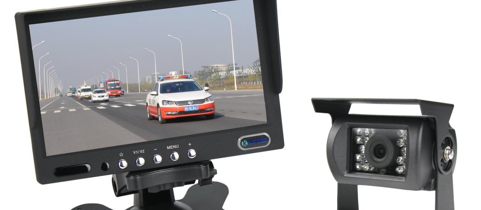 Caméra, radar et alarme de recul