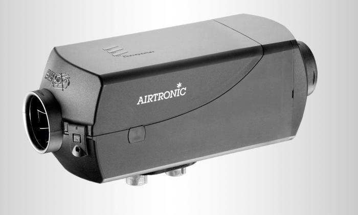 Les chauffages à air Eberspacher AIRTRONIC