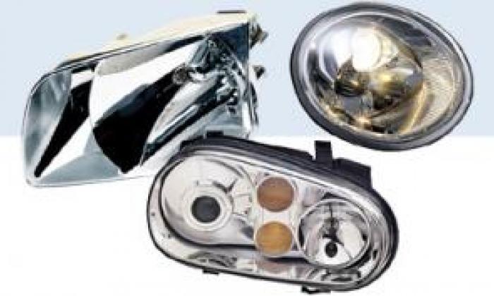 Optique de phare voiture - Poids lourds - Utilitaire