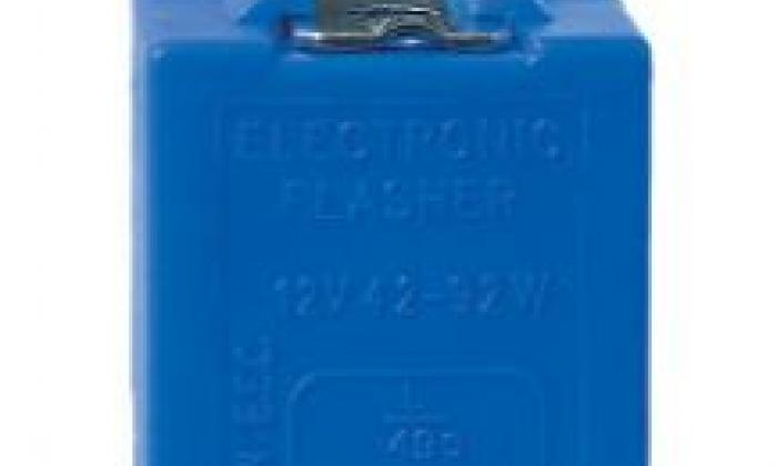 Relais et centrale clignotante 12 et 24 Volts
