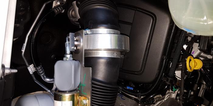 Kit GIES pour sécurité raffinerie