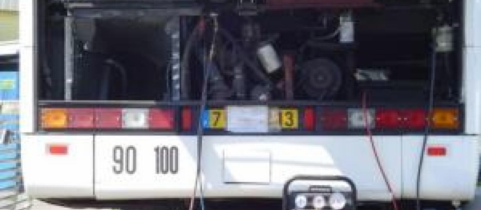 Entretien, Réparation et maintenance climatisation autobus