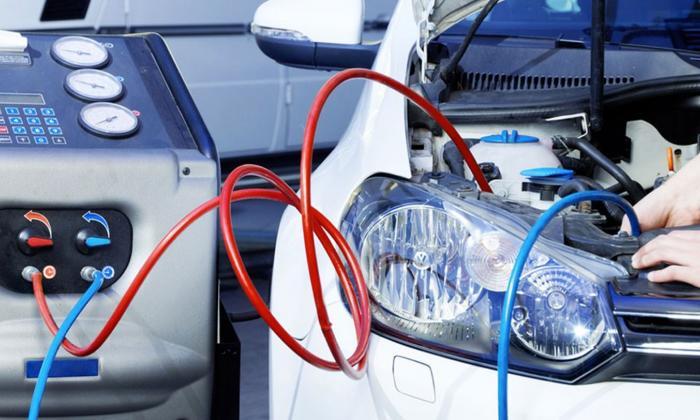 Nos Forfaits d'entretien et recharge de climatisation auto.