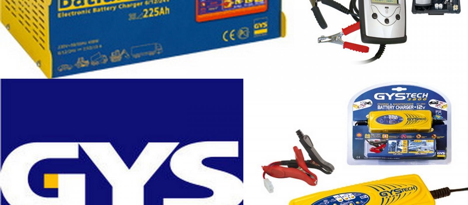 Distributeur de la marque GYS