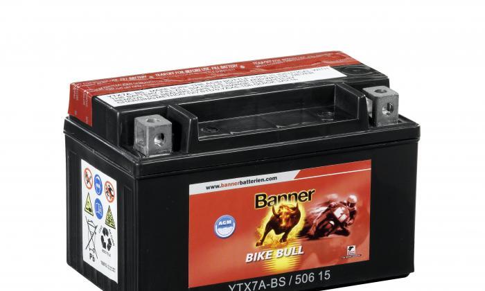 Batterie Moto - Quad - Jet Ski - Tondeuse autoportée - Déneigeuse BANNER