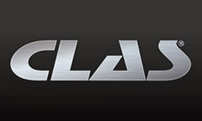 Distributeur de la marque Clas Equipements